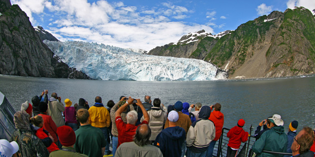 Glacier Cruise from Seward Alaska